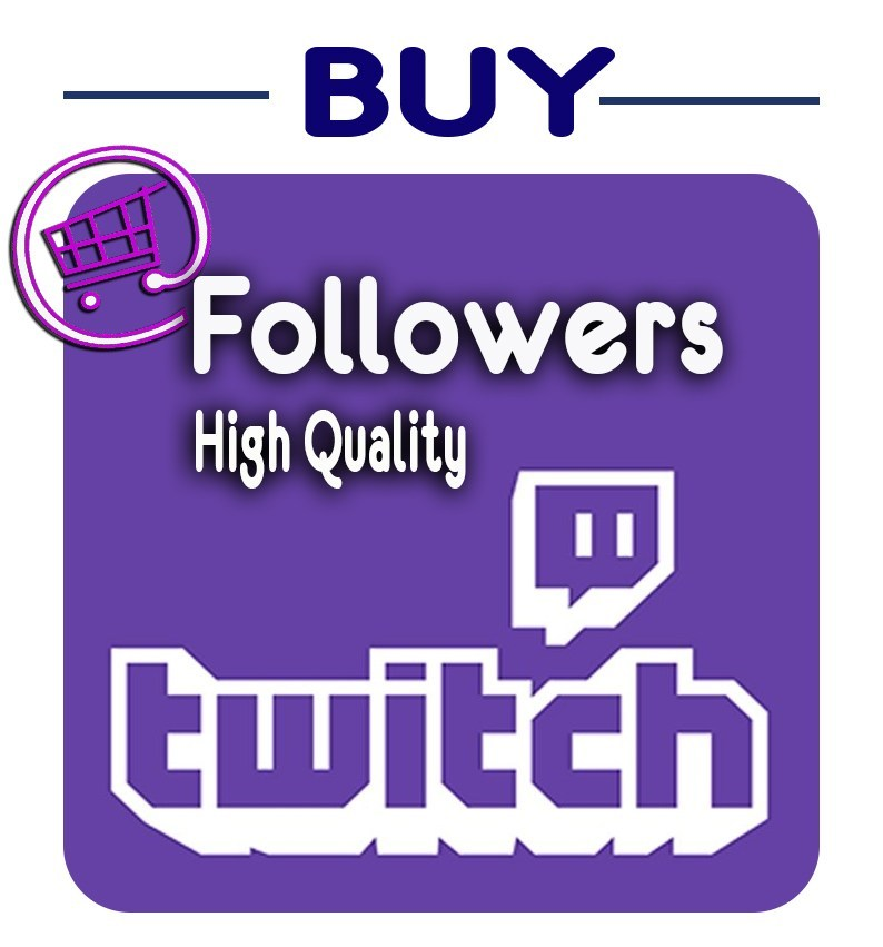 Buy 2500 Twitch Followers